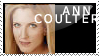 Ann Coulter Stamp by Republican-Club