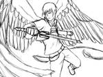 Lugh Griffin (Request/WIP#2)