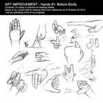 Hands Improvement #1