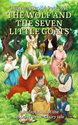 The Wolf And The Seven Little Goats: Book cover