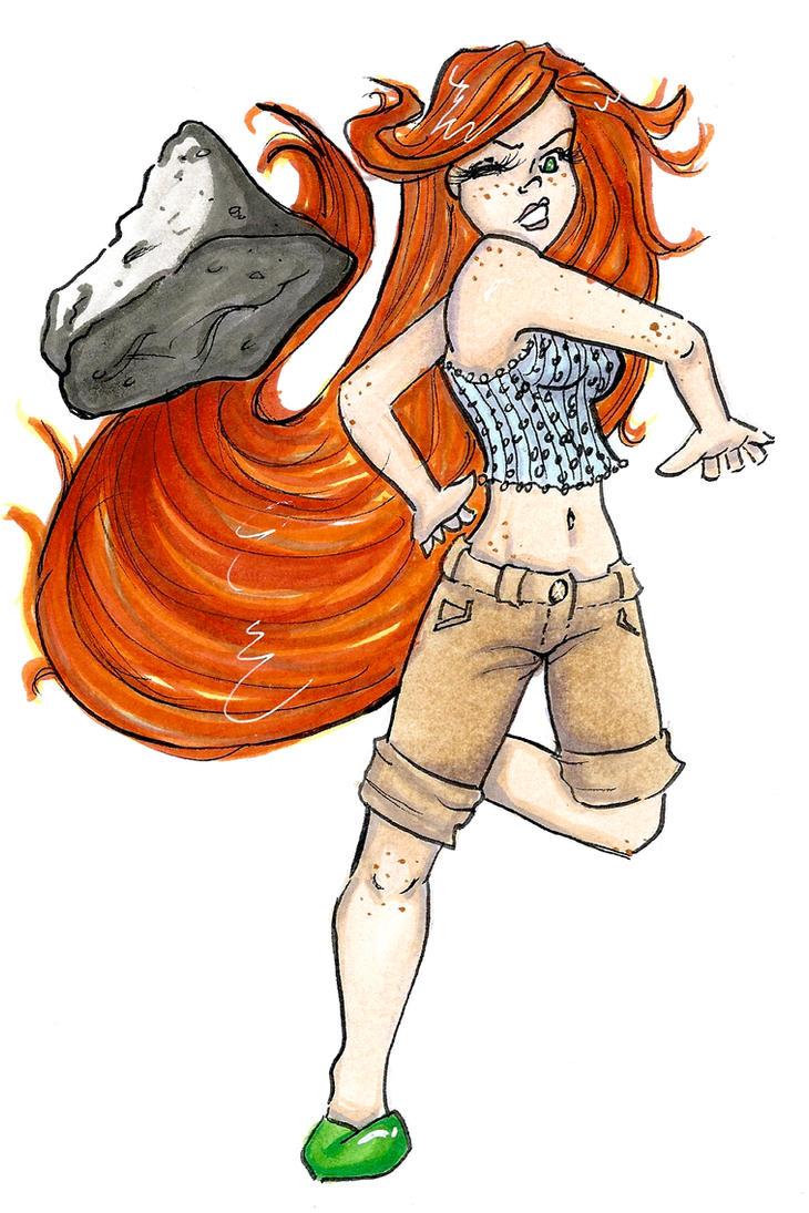 she rocks... by faerynatasha