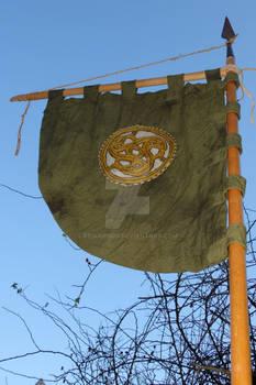 Waldgaenger Vendel Age Flag