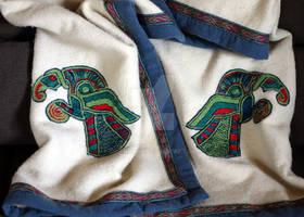 Viking Age FeldR Cloak