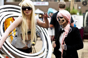 Gaga Gyroscope - Orbit by MissLaneyLuck