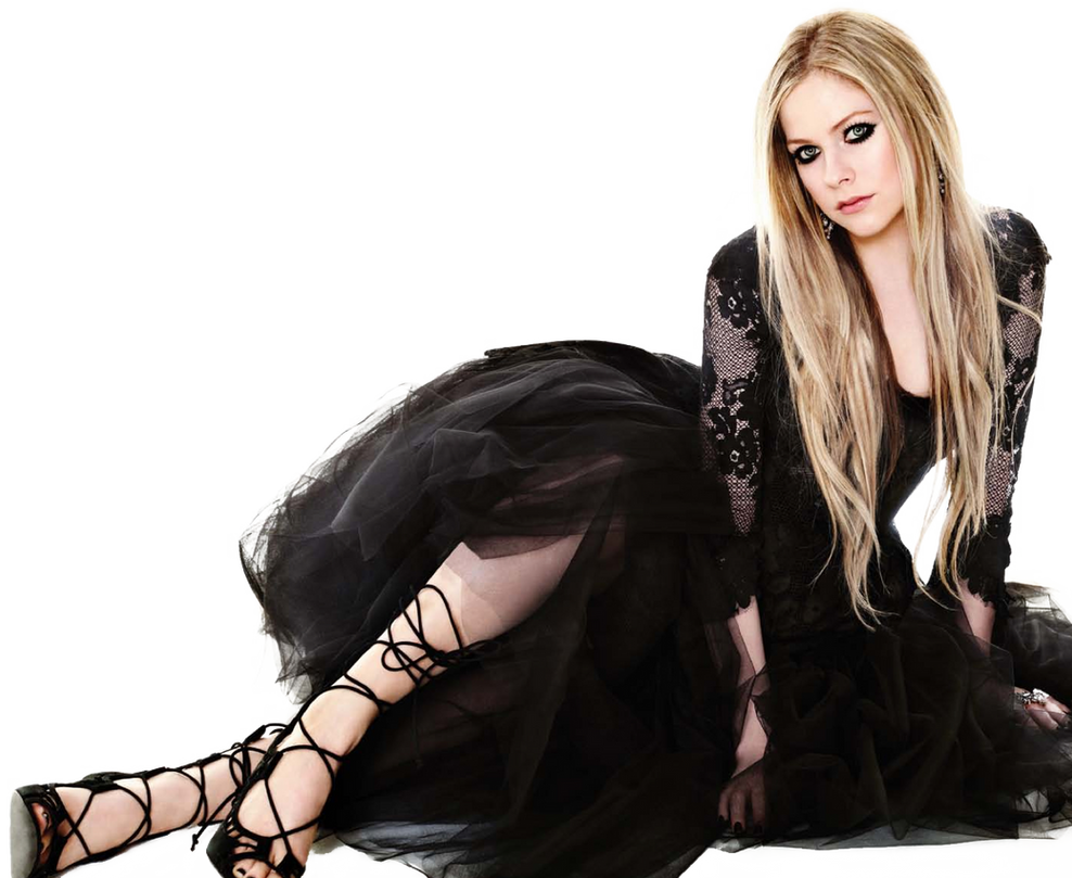 avril lavigne png hq by turnlastsong on deviantart