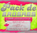 1: PACK DE BRUSHES | +600 WATCHERS