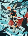 Murder of Crows - HAIKYUU!!