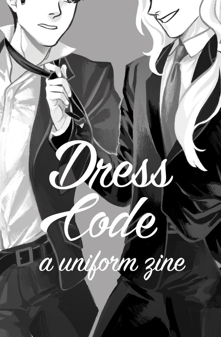 Dress Code: a uniform zine by vythefirst