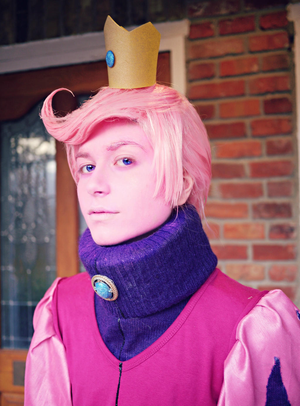 Prince Gumball by dsebs