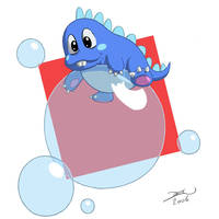 Bubble Bobble 2 by zedew