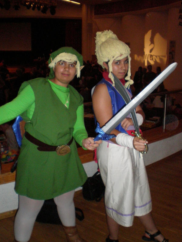 Toon Link Cosplay by Nenilein ...  sc 1 st  DeviantArt : real link costume  - Germanpascual.Com