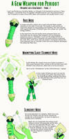 A Weapon for Peridot