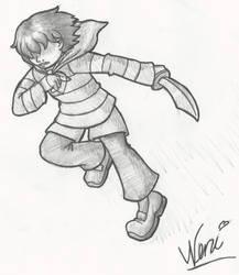 U.O.E. - F!Kris Chapter 2 Sketch