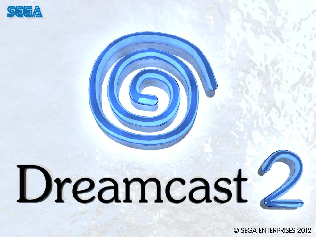 Dreamcast 2 Boot Screen