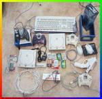 My Dreamcast Stuff - Part 1