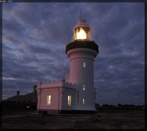 Point Perpendicular Lighthouse - Night 2