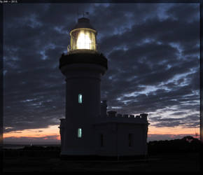 Point Perpendicular Lighthouse - Night 4