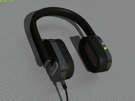 Headphones 2 by JohnK222