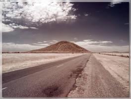 Mullaley Mountain by JohnK222