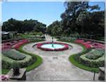 Botanical Gardens - Pretty Fountain