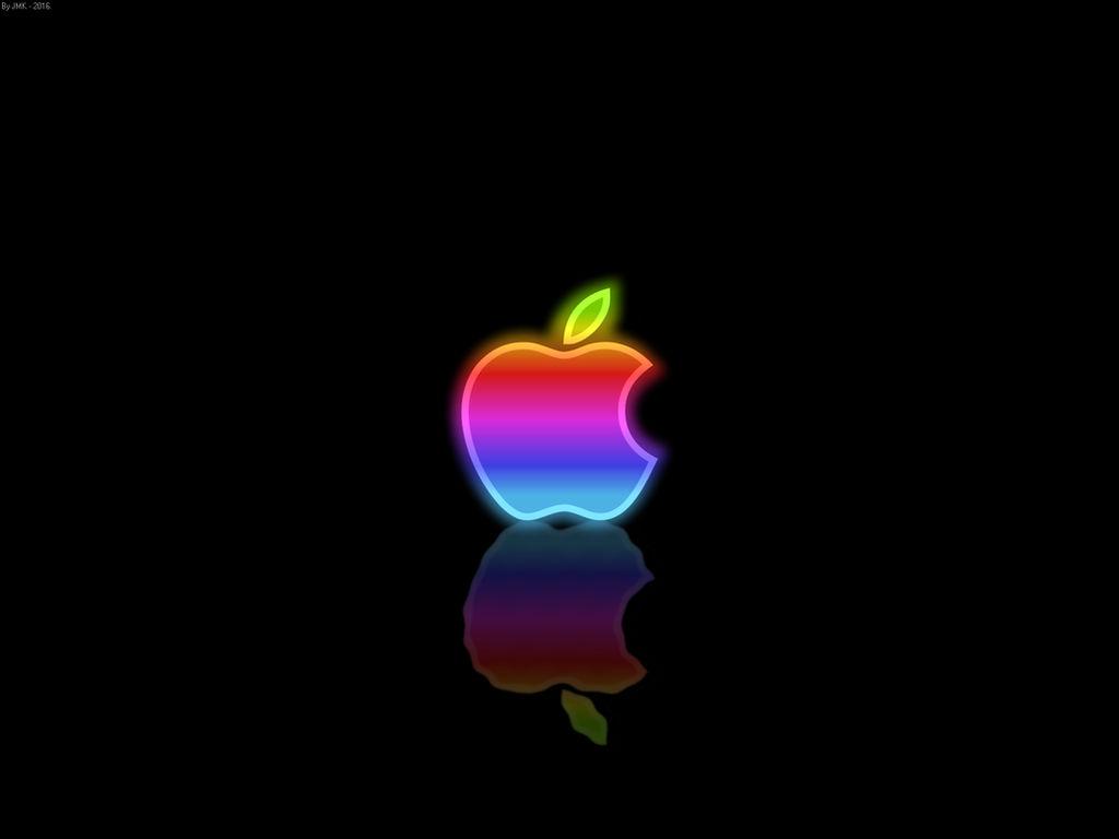 Download 1000+ Wallpaper Apple Rainbow HD Paling Baru