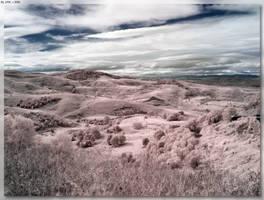 Hills At Malanganee by JohnK222