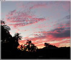 Alstonville Sunset 1 by JohnK222