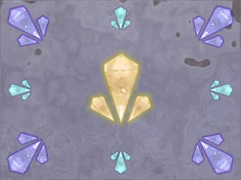 Crystally Wallpaper 2 by JohnK222