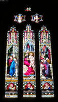 St Mary's Cathedral - Window 1 by JohnK222