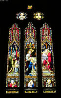 St Mary's Cathedral - Window 2 by JohnK222