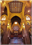 St Mary's Cathedral - Organ Area