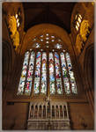 St Mary's Cathedral - Big Window
