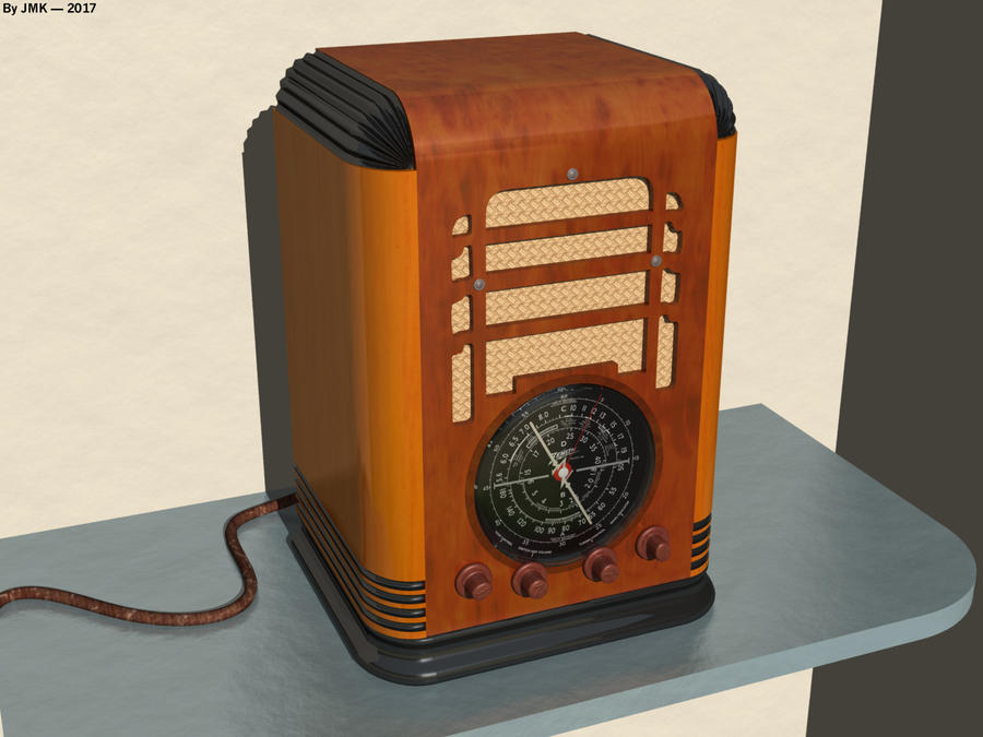 Zenith 5-A-127 Radio by JohnK222