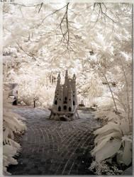The Mini Crystal Castle by JohnK222