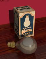 Mazda Bulb 1 by JohnK222
