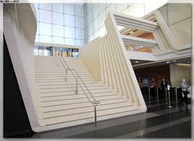 ANZ Tower Stairs by JohnK222
