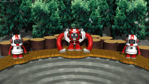 BIGPOW Stereo Robot