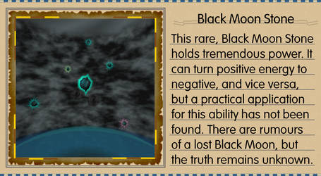 Black Moon Stone - Discovery by JohnK222