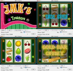 JMK's Treasure - Sample