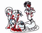 ZutaraWeek2:Day2:Blood by Mad-Hatter-LCarol