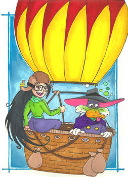 DWD: Ballooning with Del
