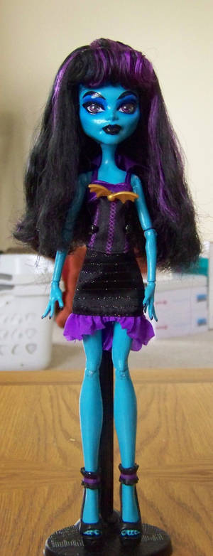 Custom Doll - Getting Better all the Time