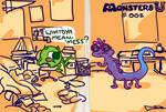 Monsters U: 002