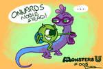Monsters U: 005