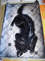 Kitchen Floor by Mad-Hatter-LCarol