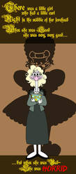 Little Girl by Mad-Hatter-LCarol