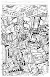 Grimlock page01 inks