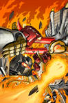 Max Dinobots 2 cover