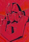 Rodimus Prime color sketch