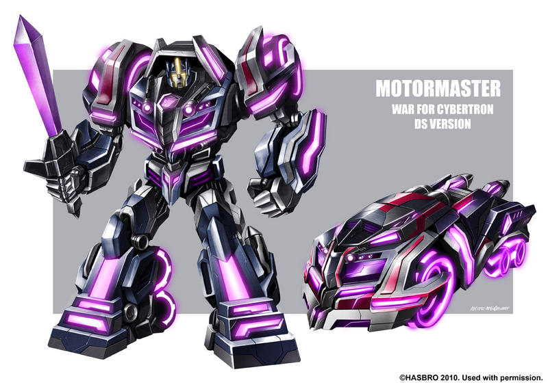 Motormaster WFC concept art by MarceloMatereTransformers Prime Motormaster